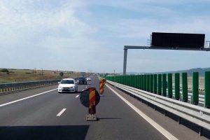 Restricţii pe autostrada A1 Deva-Sibiu