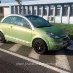 Autoturism căutat de autorităţile italiene, confiscat la vama Moravița