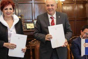 Parteneriat de afaceri româno-sârb la CCIAT