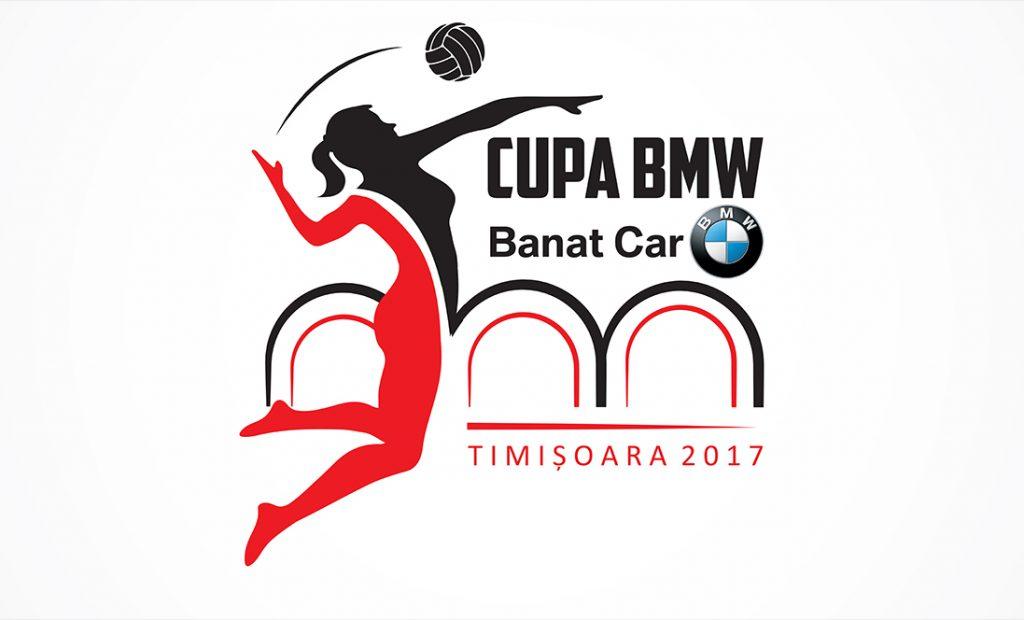 """Cupa Agroland la volei își schimbă numele și devine """"Cupa BMW Banat Car"""""""