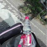Timişean, depistat în timp ce transporta cu o bicicletă alcool etilic