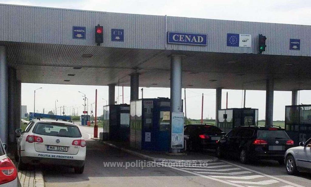 Autoutilitară căutată de autorităţile italiene, confiscată la Cenad