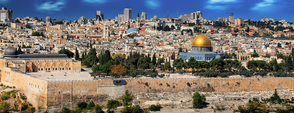 Israel și Iordania, spiritualitate și parfum oriental