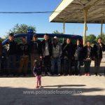 Un nou val de migranți, opriți la frontieră arădeană