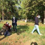 Alți 19 migranți irakieni și sirieni depistați de polițiștii locali în Timișoara