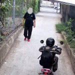 Ai trecut cu mopedul prin pasajul pietonal Jiul? Atenţie, vei primi amendă!