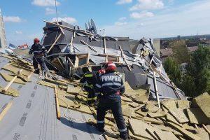 Bani de la Guvern pentru localitățile afectate de uraganul din septembrie, în Timiș! 3 milioane de lei, după 3 luni
