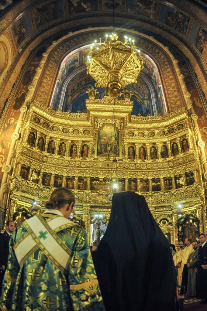 Programul slujbelor de la Catedrala Mitropolitană