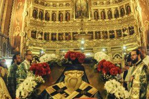 Catedrala din Timişoara îşi sărbătoreşte ocrotitorul: Sfântul Iosif cel Nou de la Partoş