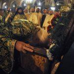 Procesiune cu moaștele Sfântului Ierarh Iosif cel Nou pe străzile Timișoarei