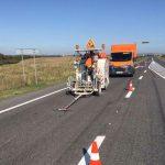 Restricții de circulație în vestul țării. Se lucrează la repararea mai multor drumuri naționale