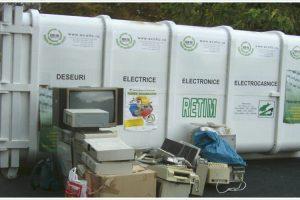 Campanie de colectare deșeuri electrice și electronice, la Sânnicolau Mare. Vezi cum poți scăpa de ele!