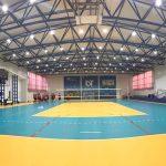 Fetele de la UVT Agroland Timișoara au început antrenamentele în noua sala de pe Oituz