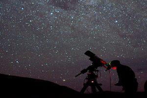 Observaţii astronomice cu telescoape profesionale pentru public, pe terasa Iulius Mall