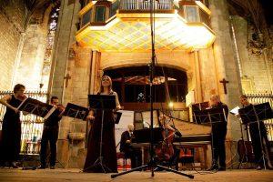 Ansamblul Le Tendre Amour, în concert la Festivalul de Muzică Veche de la Timișoara
