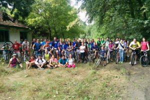 """Ultima tură ciclistă bănăţeană """"Verde pentru Biciclete"""" va avea loc sâmbătă"""
