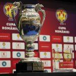 S-au tras la sorți sferturile de finală ale Cupei României