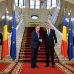 Președintele României, Klaus Iohannis, întrevedere cu Președintele CE, Donald Tusk