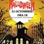 Carnaval de Halloween, pentru elevii din Sânnicolau Mare, cu concurs de sculptat dovleci