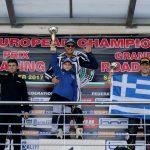 Ionel Pascotă, campion național în România, în Bulgaria și vicecampion european BMU, în 2017!