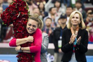 Video: Simona Halep, cea mai bună din LUME! Prima dată în istorie când o româncă e pe locul 1 WTA