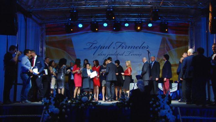 Succesul şi performanţa în afaceri vor fi premiate la Topul Firmelor din Timiș