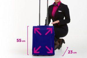 Wizz Air: Bagajele de mână nu se mai taxează