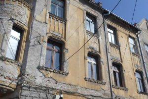 Amenzi de zeci de mii de lei pentru proprietarii de clădiri istorice neîntreținute din Timișoara