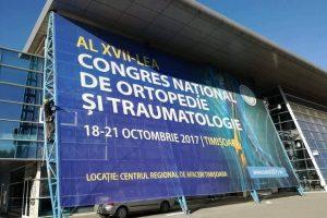 Timișoara găzduiește Congresul Național de Ortopedie și Traumatologie