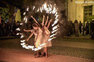 Timișoara Fire Festival are loc în acest weekend