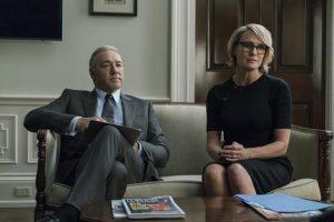 """Serialul """"House of Cards"""", anulat după mărturisirea lui Kevin Spacey"""