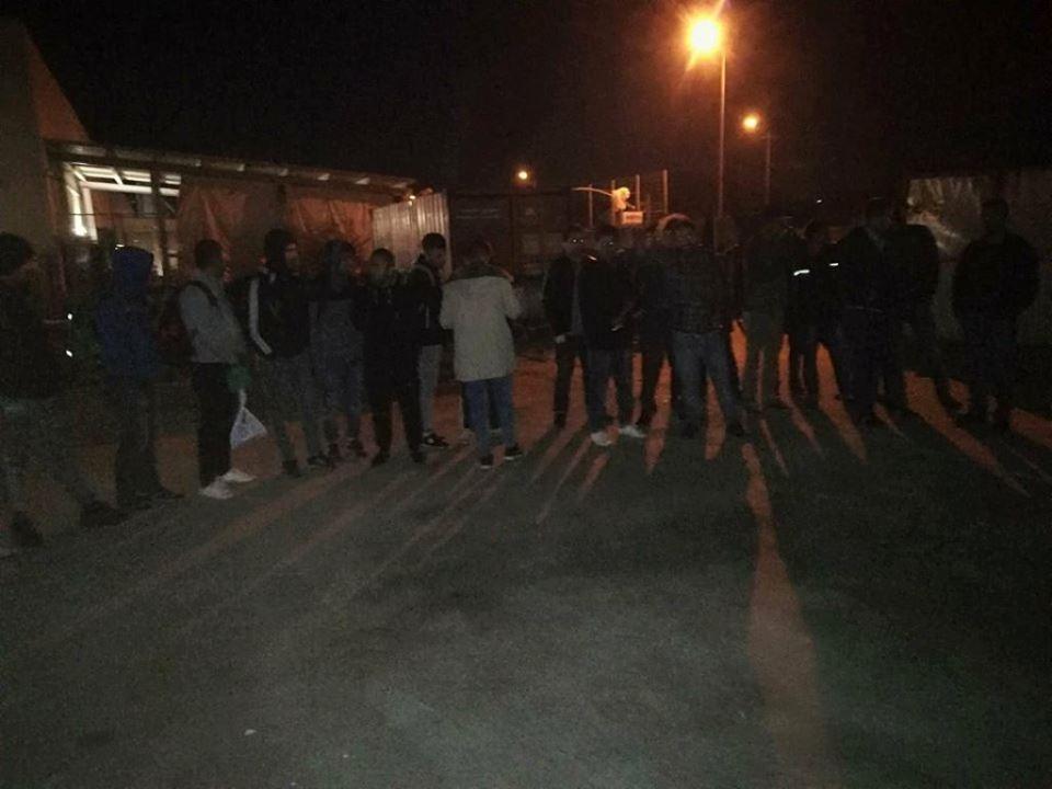 33 de migranți depistați de polițiștii locali în Calea Aradului și în Complexul Studențesc