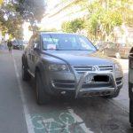 Tot mai mulţi şoferi şi motociclişti amendaţi la Timişoara