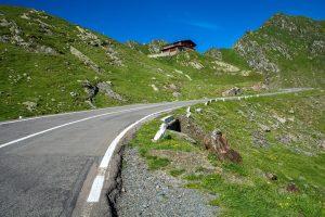 Circulația rutieră a fost reluată pe Transfăgărășan între Bâlea Lac și Bâlea Cascadă