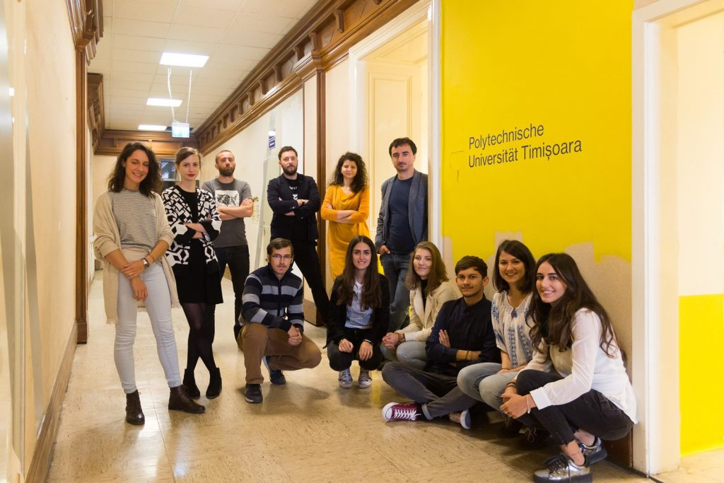 """""""The Answering Machine"""", expoziția prin care Facultatea de Arhitectură și Urbanism din Timișoara a reprezentat România la Vienna Design Week"""