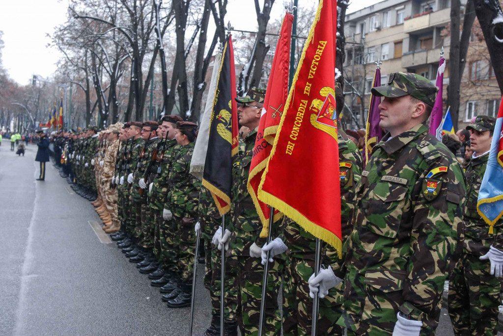 Parada militară de 1 Decembrie închide câteva străzi din Timișoara