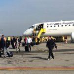 Numărul de pasageri la Aeroportul Internațional Timișoara, în creştere luna trecută