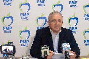 """Deputat PMP Timiș: """"Adoptarea prin OUG a Codului Administrativ- aservirea baronilor locali"""""""