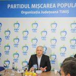 Deputat PMP Timiș, apel către autorități