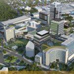 Openville va fi inaugurat peste un an. Va include cel mai mare parc suspendat din România