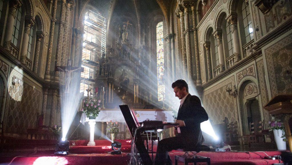 Concert de basm la Timișoara cu Daniel Dorobanţu