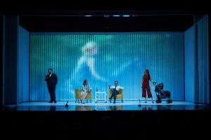 Spectacol extraordinar la Teatrul Naţional Timişoara: Familii, de Eugen Jebeleanu