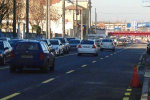 Autobuzele de pe linia 40 au revenit pe vechiul traseu, prin pasajul Popa Șapcă