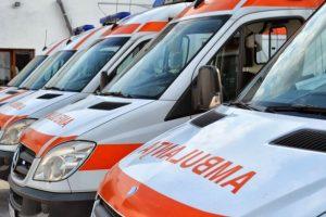 Încă două mașini noi, în posesia Serviciului de Ambulanță Timiș