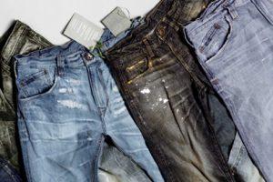 Hoţii au plecat cu 2.000 de perechi de blugi dintr-o fabrică aflată în vestul ţării