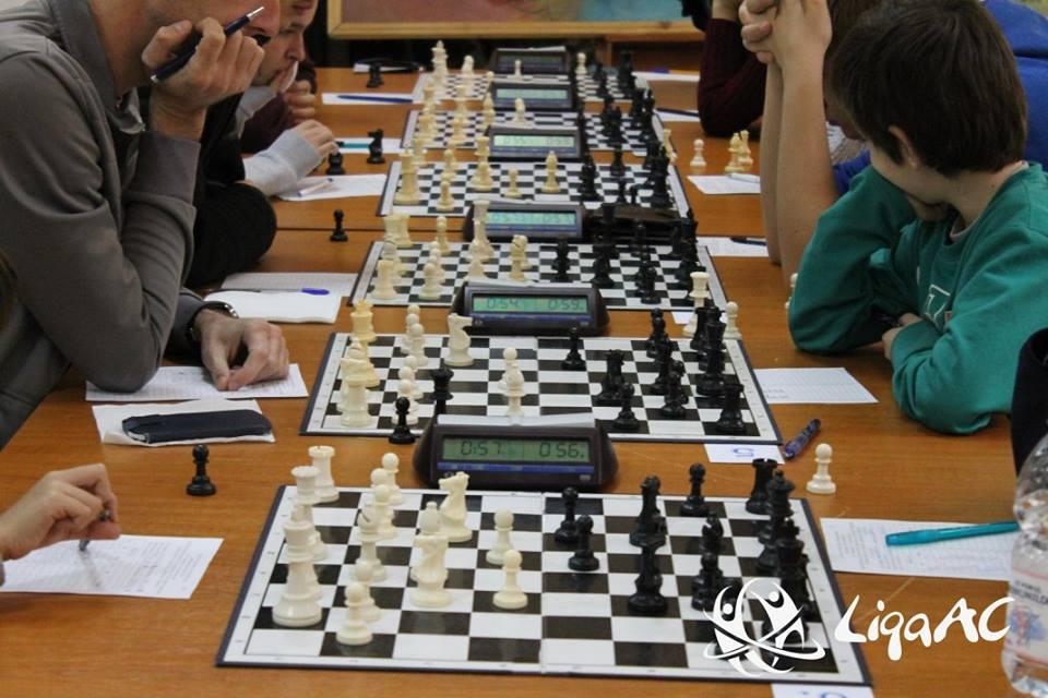 Chess Contest, confruntarea minţii la Universitatea Politehnica Timişoara