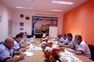 Polițiștii locali au încheiat cursul de perfecționare în limba engleză