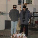 Tineri surprinși de polițiștii locali după ce au furat mâncare pentru câini dintr-un magazin aflat în Complexul Studențesc