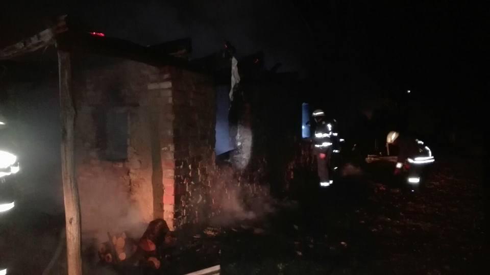 O femeie din Timiş şi-a pierdut viaţa într-un incendiu