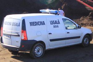 Accident mortal de muncă în vest